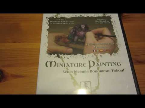 Review: Miniature Painting with Jeremie Bonamant Teboul, volume 2