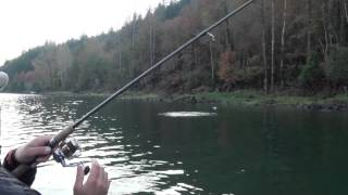 How To Twitch Jigs for Coho Salmon - Fishing With Bent Rod
