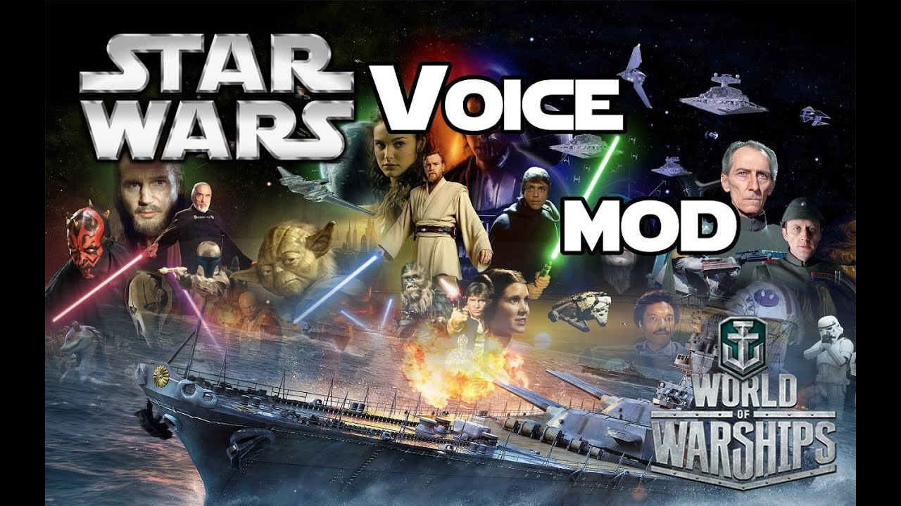 How to create voice mods (9 14 version and onward) - World