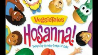 Veggie Tales ( Israel Houghton) - Just Wanna Say (Kids Versi