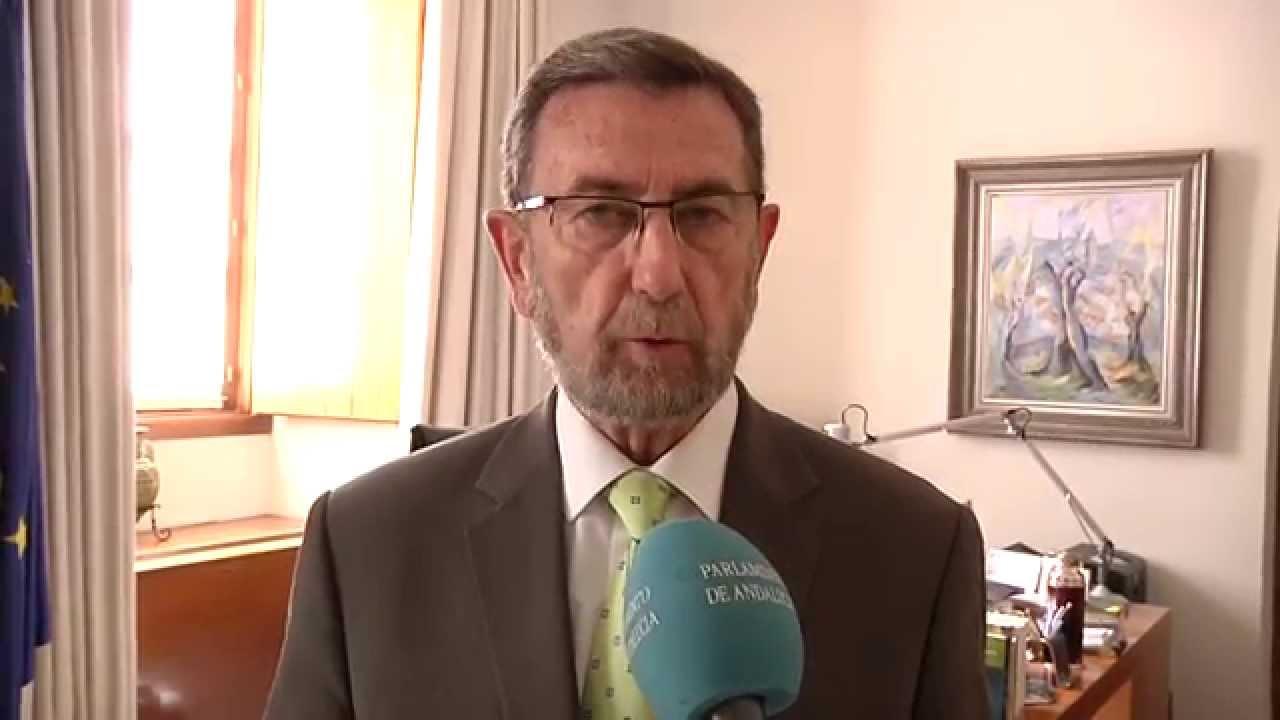 Presentación Presupuestos Andalucía 2015