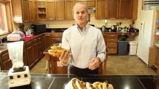 What I Eat In A Day - Dr. Doug Graham, Author of The 80/10/10 Diet