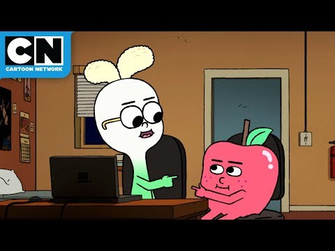 Apple & Onion Make a Perfect Team | Cartoon Network