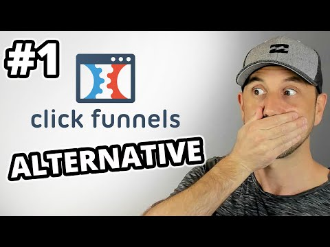 DIY Sales Funnel- Save $3236 Per Year With 2019's Best ClickFunnels Alternative. 100% Step-By-Step!