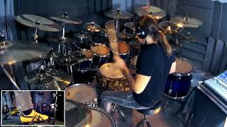 Lacuna Coil - Our Truth | Drum Cover by Panos Geo