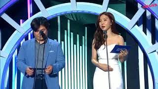 Video [170920] Kim So Eun (김소은) at 2017 1st Soribada Best K-Music Awards download MP3, 3GP, MP4, WEBM, AVI, FLV Desember 2017