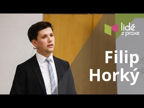Filip Horký - Od maturity ke špičkové žurnalistice | LIDÉ Z PRAXE