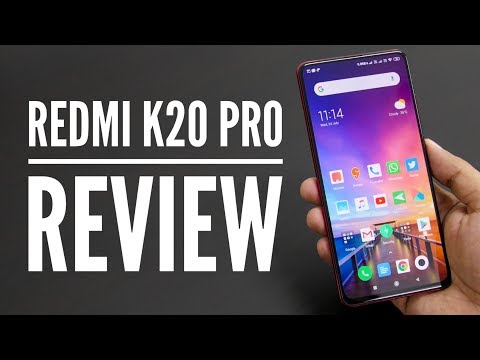 Xiaomi Redmi K20 Pro Review Videos