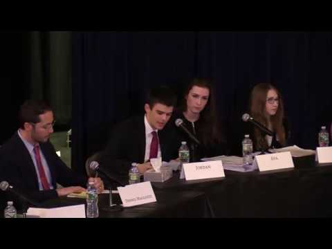 Student Forum on Gun Violence || Exeter NH