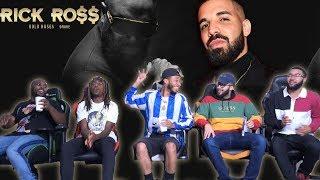 Rick Ross Ft. Drake - Gold Roses REACTION/REVIEW