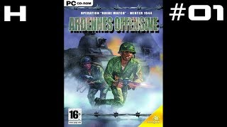 Ardennes Offensive (2006) Walkthrough Part 01