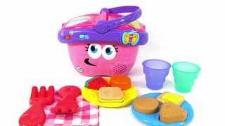 Leapfrog Toys | Shapes and Sharing Picnic Basket Toy Review