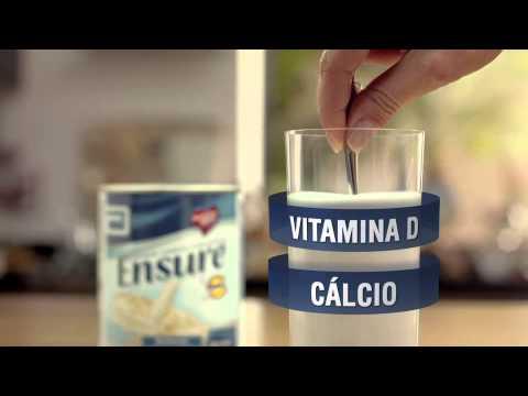 Ensure suplemento alimentar filme TV Globo