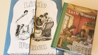 Little Women Unit Study Thumbnail