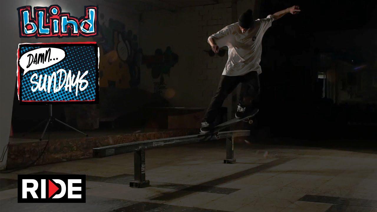 8e3fdd11f2 Blind Sundays: Dark of Light Mattias Weischerman // Skate Video Mag...
