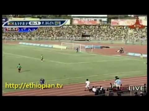 Ethiopia vs  South Africa  : 2014 FIFA World Cup Qualifier  - Full Time Game