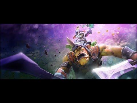 видео: dota 2 - Как фармить алхимиком древних крипов 20 минута рапира.
