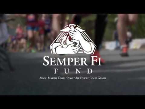 SEMPER FI FUND: Boston Marathon Team