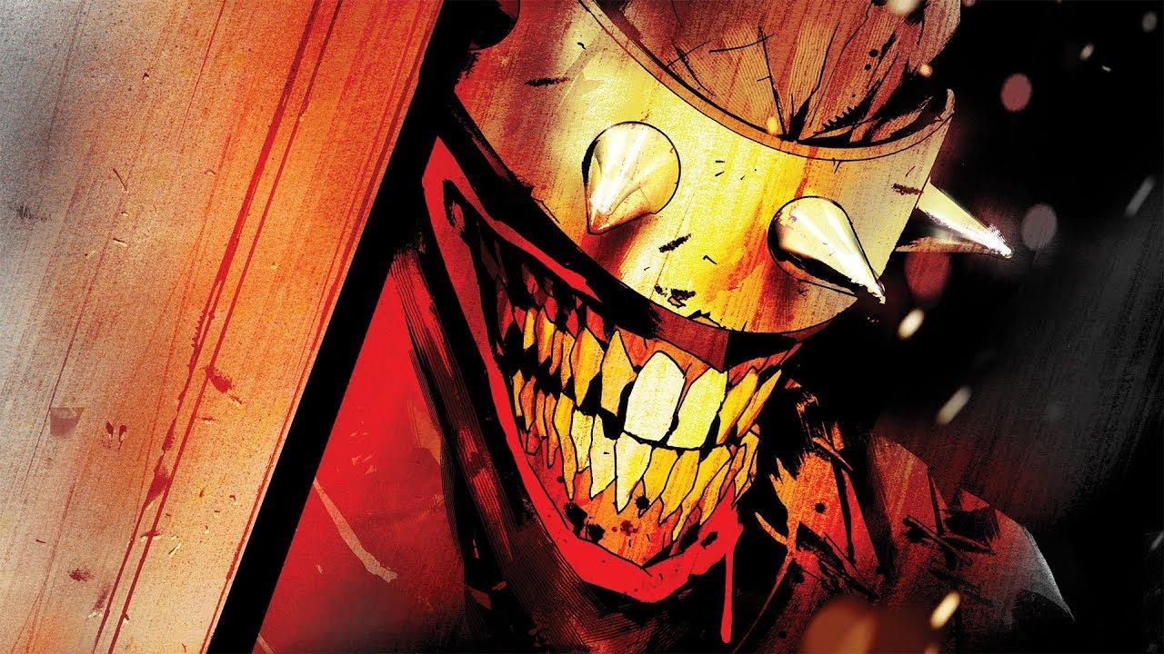 The Batman Who Laughs Official Trailer Youtube Batman Gotham City Dc Rebirth