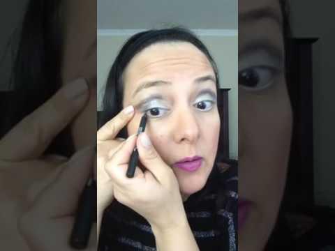 Tutorial Sombras Para Ojo Con Younique Paleta 2 Youtube