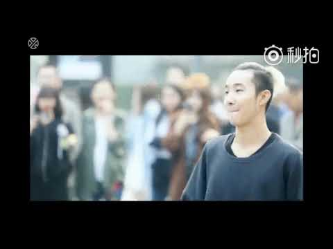 Full video of LAY dancing SHEEP in street in beijing.... King of china... King of dancer...😍😍😍😍