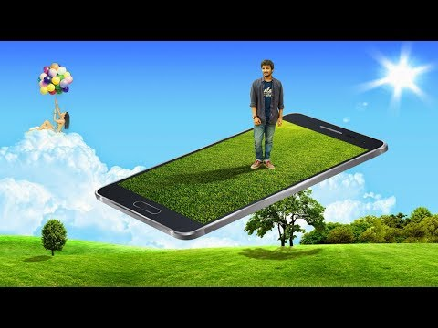 How to Make 3d manipulation  Photoshop Tutorial ।। Fantasy Photo Manipulation Tutorial thumbnail