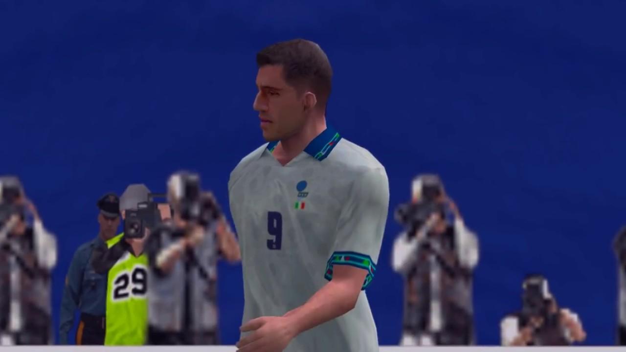 9cde236919a Deluxe Series PES6 World cup USA 94 Italia Ireland - YouTube