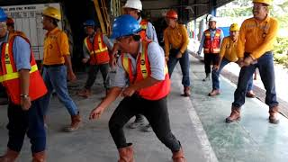 Goyang Suket Teki Crew UT FMC PAMA