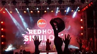 KZ Tandingan - Rolling in the Deep AirAsia Red Hot Sinulog 2019