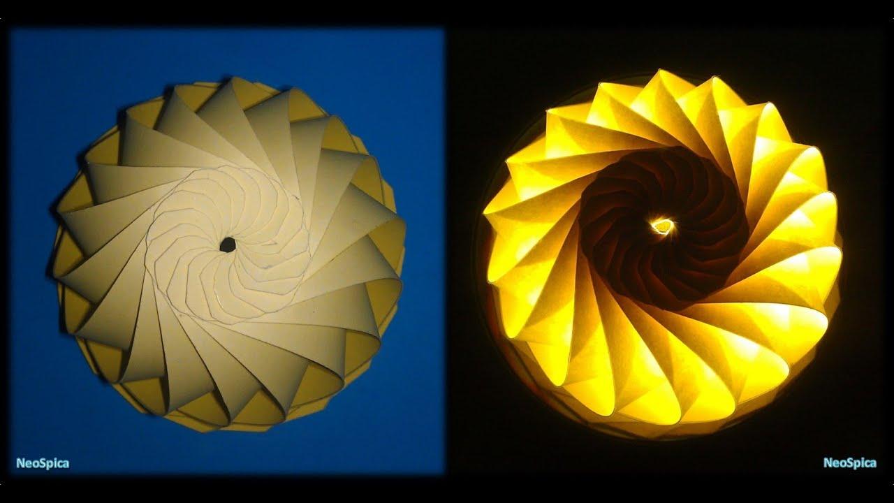 Tutorial 17 Modular Dome Decorative 1 Paper Cutting