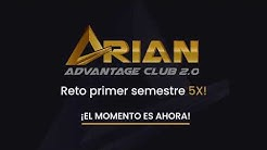 Arian Advantage Club 2.0 Plan de negocios #blockchain #bitcoin # criptomoneda