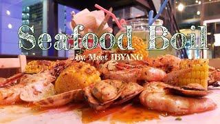 SEAFOOD BOIL | KUMAIN SA DAMPA| SWIMMING |TRAVEL VLOG