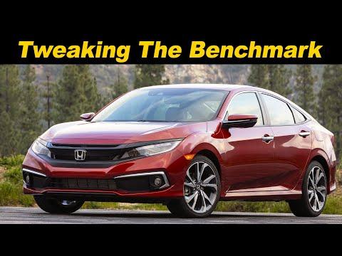 2019 Honda Civic Sedan | Light Tweaks Keep It Relevant