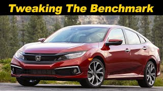 2019 Honda Civic Sedan | Light Tweaks Keep It Relevant