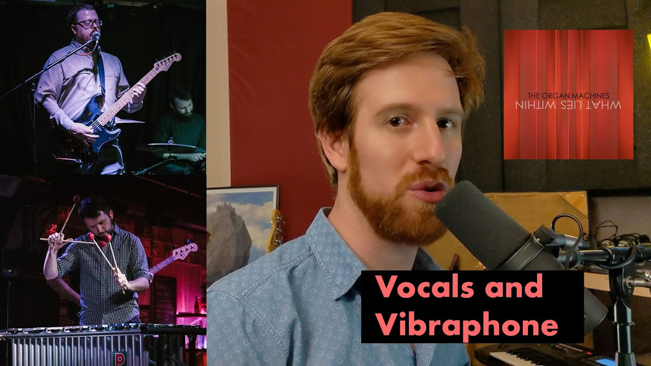 Video: Vocal Layer Arrangement and Vibraphone Vibes (Organ Machines Production Breakdown)