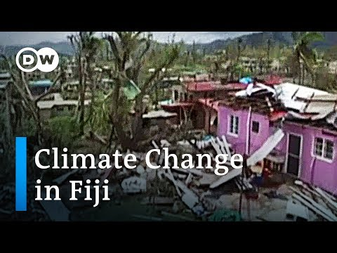 How Fiji is impacted by climate change | DW Feature