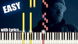TobyMac - 21 Years (with LYRICS)   EASY PIANO TUTORIAL + SHEET MUSIC by Betacustic