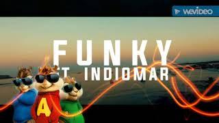 Funky - Promesas Ft Indiomar El Vencedor Versión Alvin Y Las Ardillas Reggaeton 2018