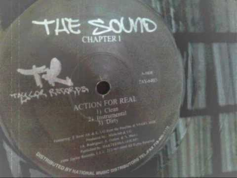 The Sound - Action For Real