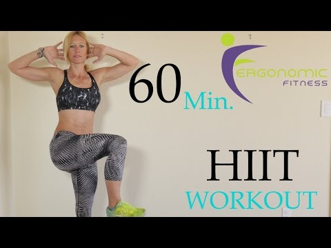 60 MINUTE HIIT WORKOUT - SWEAT FEST ( Fit 3)