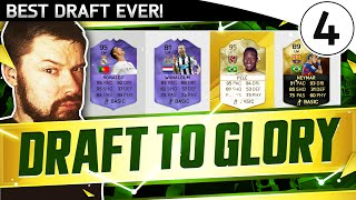 BEST DRAFT EVER?! - DTG#04 - FIFA 16 Ultimate Team