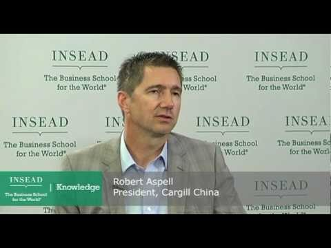 Cargill: China strategy