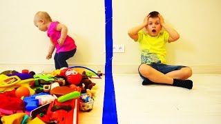 - Матвей РАЗДЕЛИЛ все ИГРУШКИ Потом ПОЖАЛЕЛ об этом Видео для детей Video For Kids Матвей Котофей