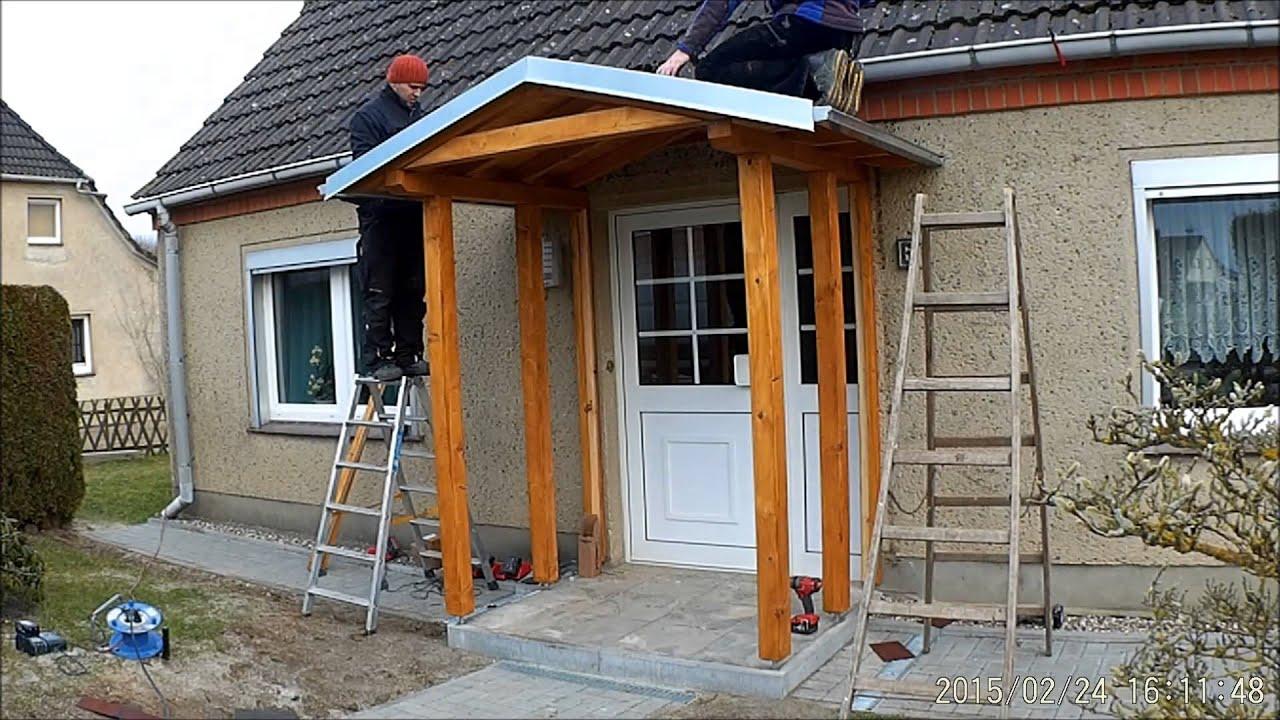 haustür vordach satteldach | haustr vordach aluminium ihr spezialist