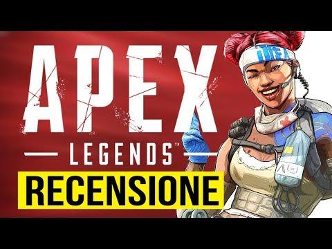 Apex Legends Recensione • La Nuova Frontiera degli FPS Online