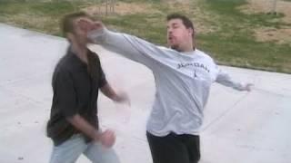 Street Fighter vs Wushu Fight Scene (Jackie Chan / Jet Li Style)
