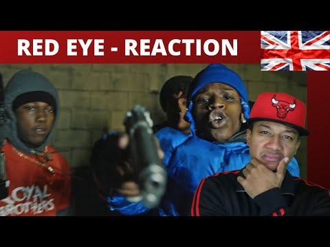 Quando Rondo – Red Eye (Official Video) UK REACTION