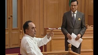 Subramanian Swamy Exposed Sonia and Rahul Gandhi | National Herald Case