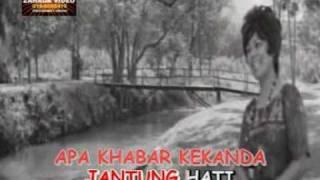 ASSALAMUALAIKUM KARAOKE P Ramlee Saloma versi filem Putus Sudah Kasih Sayang 1970