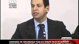 DEP  CABO JULIO COBRA DA SEPLAG SOLUÇÃO PARA O PROMORAR